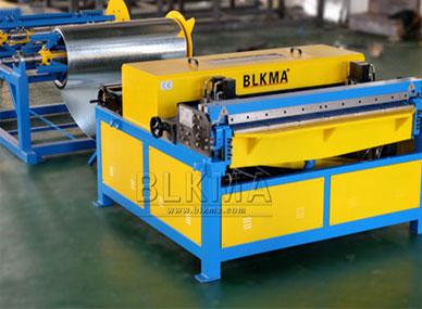 BLKMA Auto Rohrleitung und Spiralrohrmaschine nach Australien geliefert