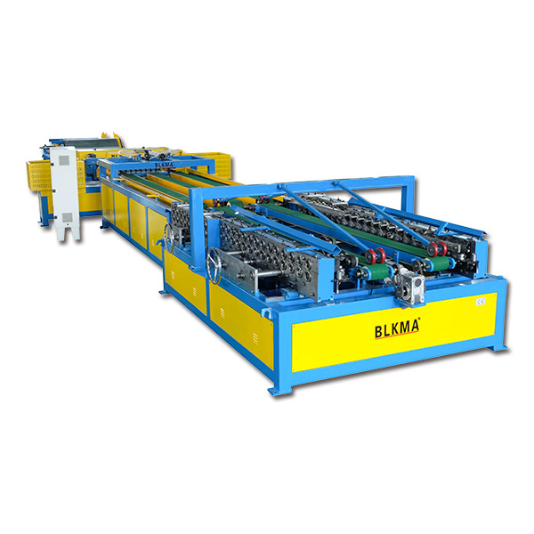 hvac duct making machine