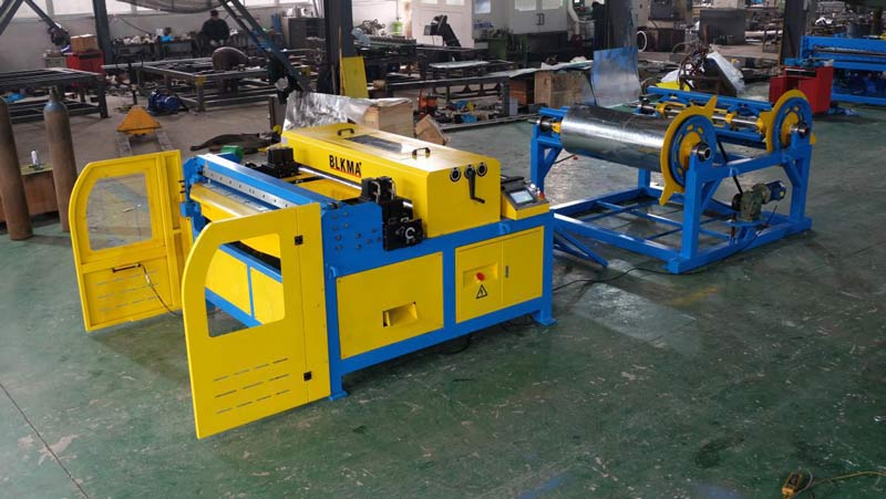 Auto Duct Production Line Introduced